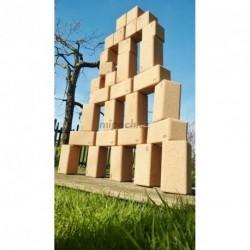 Korková stavebnice Big Block 28 ks XXL Slevněno