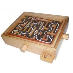Motorický labyrint s kuličkou
