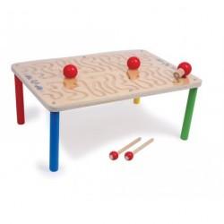Stůl hra s magnety