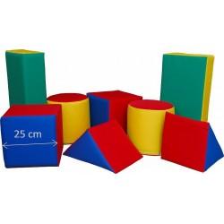 Molitanová stavebnice modul 25 - 8 dílů