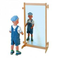 Zrcadlový paravan