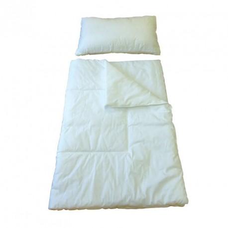 Polštář 60 x 40 cm duté vlákno potah bavlna
