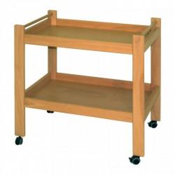 Servírovací stolek buk