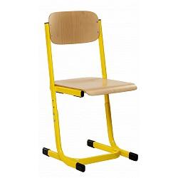 Židle Student pevná