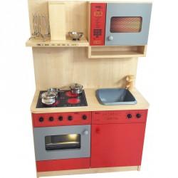 Kuchyň krátká  81x125x38 cm