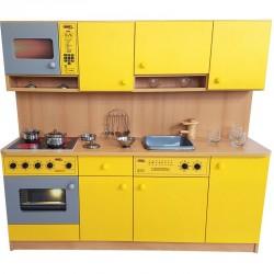 Kuchyň se spotřebiči - 142x125x38 cm