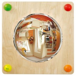 Deska - Oboustranné zrcadlo