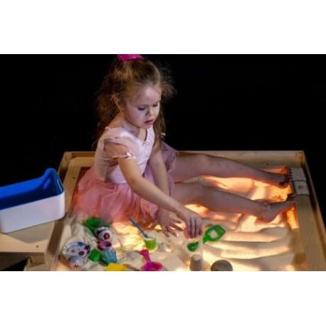 Jonely Magický světelný stůl