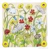 Herbář - Lis na rostliny do herbáře