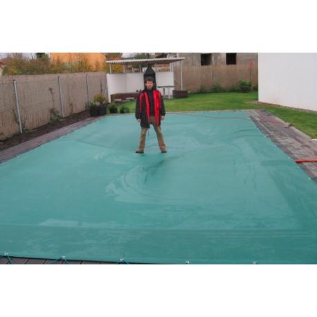 Zimní plachta na Bazén - cena za 1m2