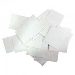 Bílá karta do paravanu, sada – 20 ks