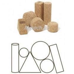 Korková stavebnice - KORXX Form M - Set velký