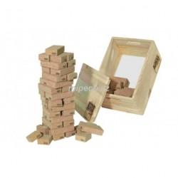 Korková stavebnice - KORXX Cuboid Classic - V Dárkové Dřevěné krabici + Doprava ZDARMA