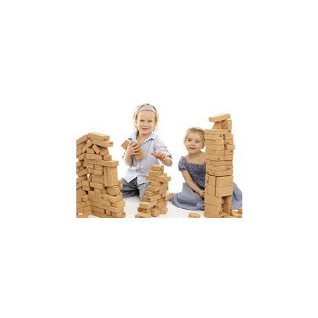 Korková stavebnice - KORXX Cuboid L - Set velký - Nejprodávanější