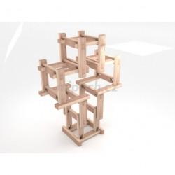 Stavebnice CLUSTER 33 dílů (neoriginální krabice) NEJPRODÁVANĚJŠÍ