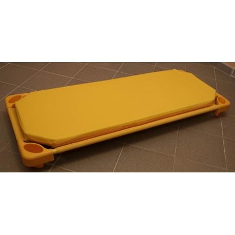 Matrace na plastová lehátka 133 cm - Nepropustný potah