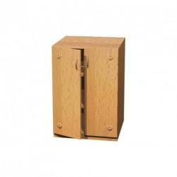 Safety skříň s dveřmi na lůžkoviny pro 5 dětí