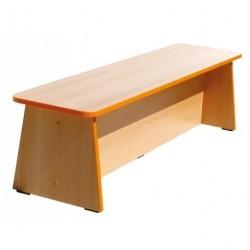 Lavice na sezení - 150x33x35 cm