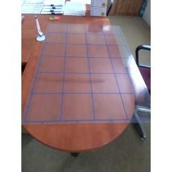 Podložka transparentní mřížka