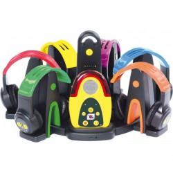 Audio systém EASI-EARS