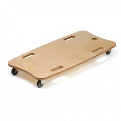 Maxi deskový roller + paličky k odstrčení
