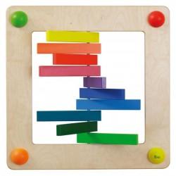 Deska - hra barev