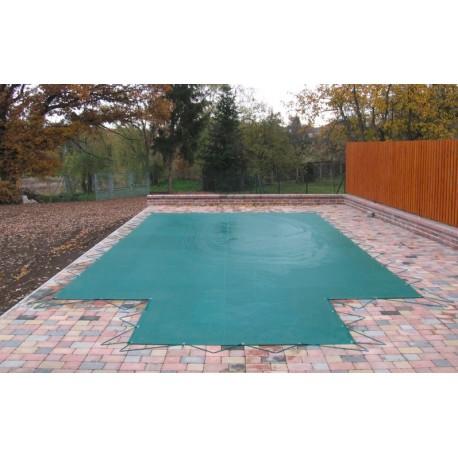 Síť na Bazén z velmi kvalitní a pevné síťoviny SIO-LINE 85% - cena za 1m2