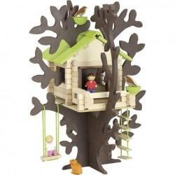 Dřevěná stavebnice dům na stromě