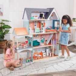 Dřevěný domeček Dahlia Mansion