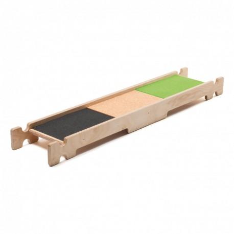 Balanční lavička S mix materiálů