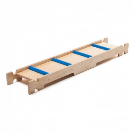 Balanční lavička S žebřík pro kuřátka