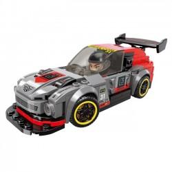 Qman závodní auto 187dílů