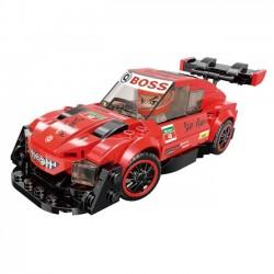 Qman Závodní auto 202dílů