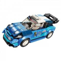 Qman závodní auto 168 Dílů